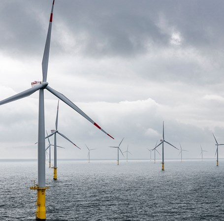Skotske Beatrice Offshore Wind Farm er leveret af Siemens Gamesa Renewable Energy.
